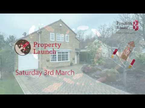 Leeds Property Launch: 21 Westwinn View  Saturday 3rd March  Preston Baker