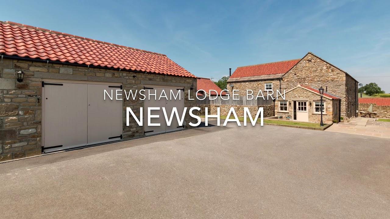 Newsham Lodge Barn, Richmond, North Yorkshire, DL11 7ED ...