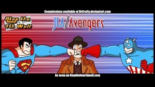 JLA/Avengers, Part 1 - Atop the Fourth Wall thumbnail