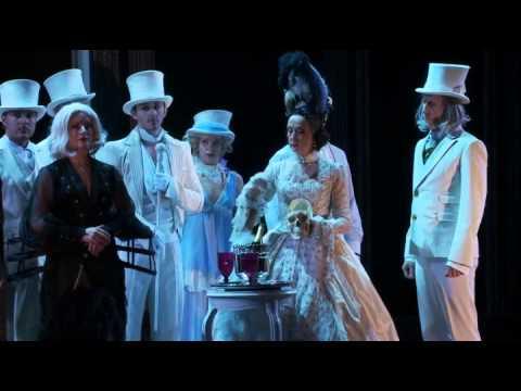 Дама с камелиями, Театр им.Пушкина