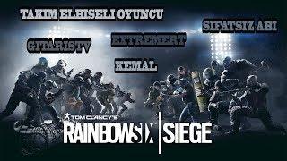 Efso ekip Ez Winnn!!! | Rainbowsix Siege Ranked
