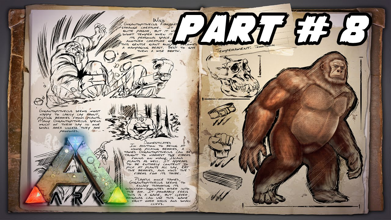 ARK: Survival Evolved - Le patch 255 dtaill et