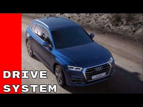2017 Audi Q5 Quattro Drive System Ultra Technology