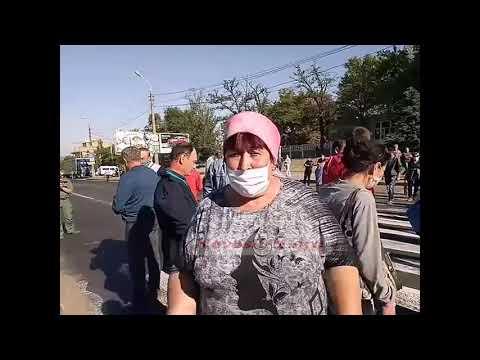 Новости-N: Перекрытие Варваровского моста сотрудниками