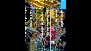 Configuracion ppsspp sso ultimate cosmo (loquendo)