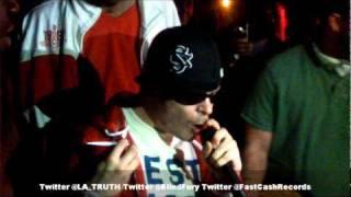 #LaTruth Presents - Blind Fury VS Ricky Prince (Rap Battle)