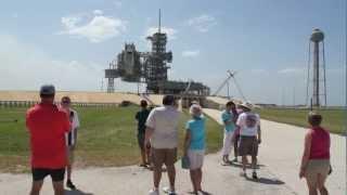 KSC Up-Close: The Launch Pad Tour at NASA