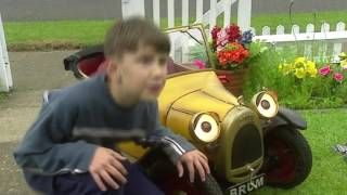 Brum 412 | KIDNAPPED GARDEN GNOME | Kids Show Full Episode