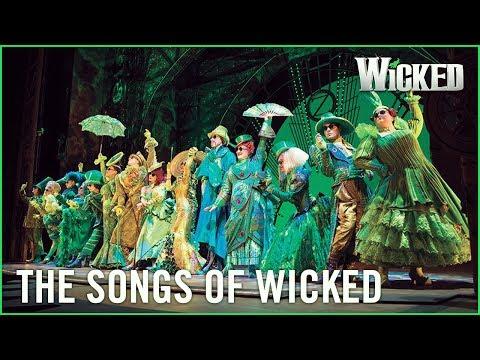 Wicked UK | Original Broadway Cast Recording Album Sampler