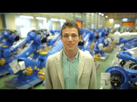 "[YASKAWA Electric Corporation] Introduction of ""Robot Village"""