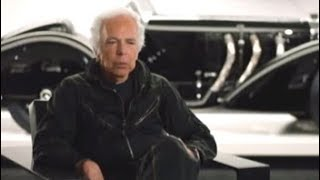 Ralph Lauren Shows His New Collection With The Unique Background Of His Car Collection thumbnail