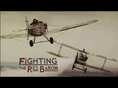 Documentary Fighting the Red Baron