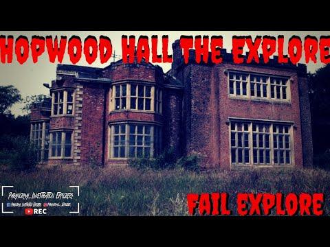 WARNING Fail Hopwood Hall The Explore