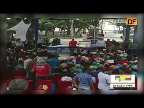 Maduro estrena su propia versión de