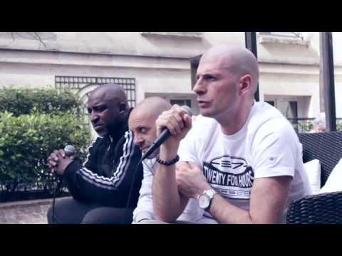 Youtube: Interview du groupe IAM pour la sortie de l'album«Arts Martiens»