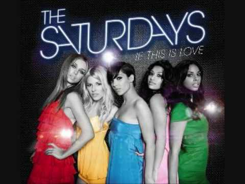 The Saturdays - Just can't get enough with lyrics