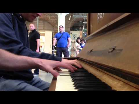 St. Pancras Station Jazz Blues Improv