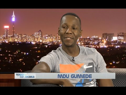 Tonight with Tim Modise | Isibaya's Mdu Gumede on his role as Ntandane