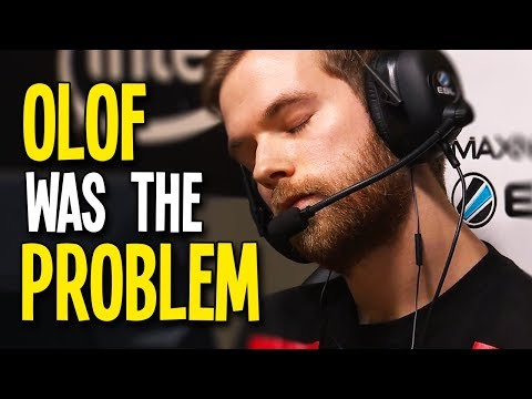 OLOF WAS THE PROBLEM!  - IEM Sydney Epic & Funny Moments CS:GO