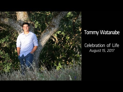 Tommy Watanabe - Celebration of Life