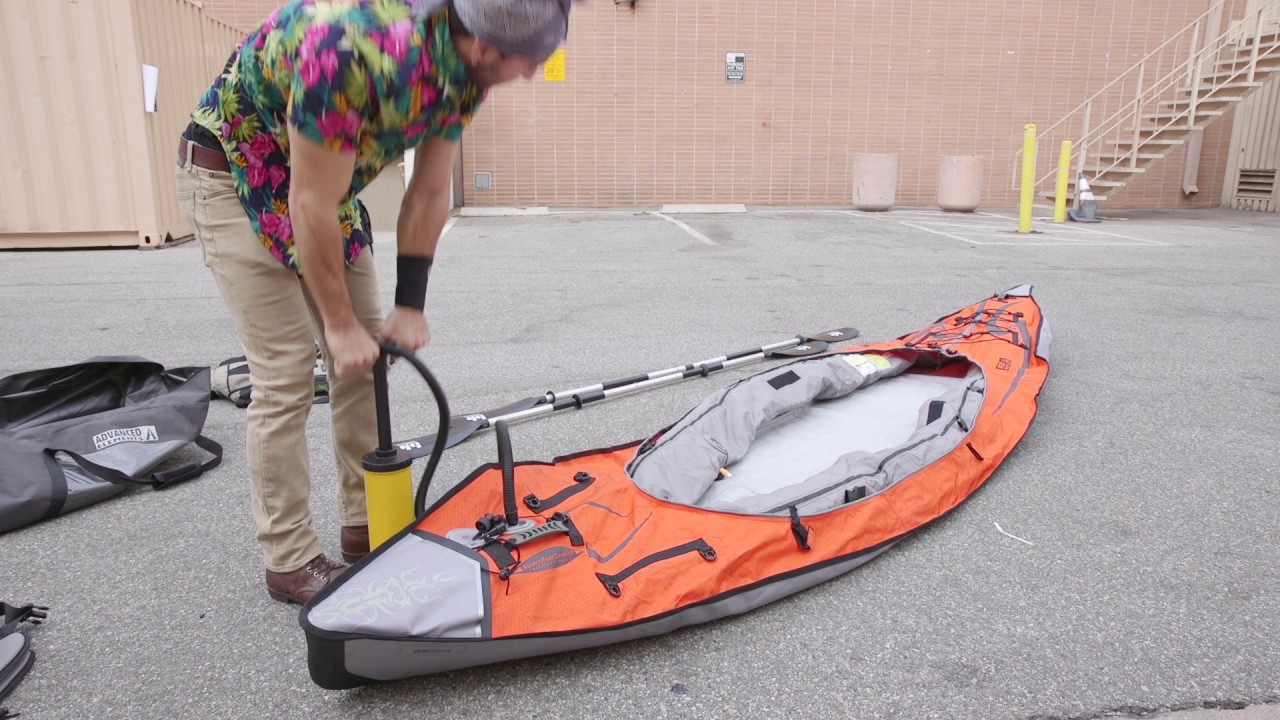 Best Folding Kayaks – 2019 Buyer's Guide - Kayak Help