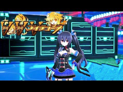 Destroying the Anti Armies Neptunia Virtual Stars |