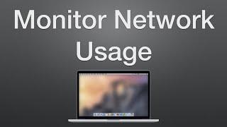How to Monitor Network Usage on a Mac screenshot 3