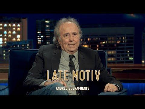 "LATE MOTIV - Joan Manuel Serrat. ""Mediterráneo Da Capo""  | #LateMotiv378"