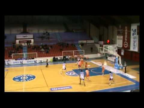DAVIDE VARRONE #10 CENTER   ITA DNC  2012/13   highlights 600x480