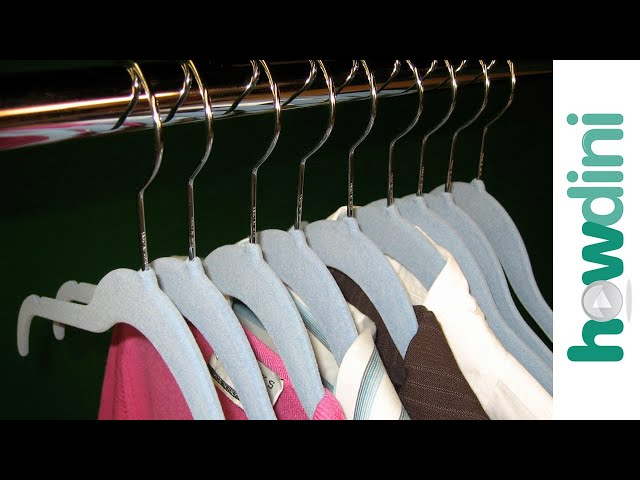 Expand Your Closet Space By 40 Percent | TipHero