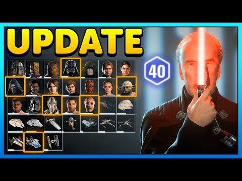 Maxing out DOOKU soon! - Star Wars Battlefront 2 Collection Update thumbnail