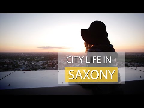 City Life in Saxony: Leipzig and Dresden