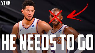 The Suns HAVE TO Get Rid Of Chris Paul To Save Their Future...