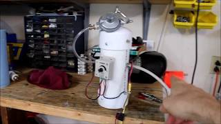 Cheap Smoke Machine for vacuum leaks
