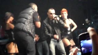 Don Omar ft Lucenzo - Danza Kuduro - Madrid 16/12/2010