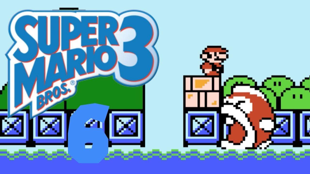 Super Mario Bros. 3 Episode 6 -- Big Bertha - YouTube