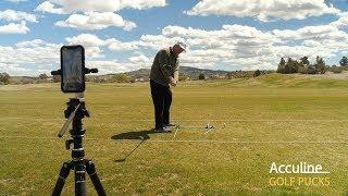 How to Full Swing Golf Pucks Setup