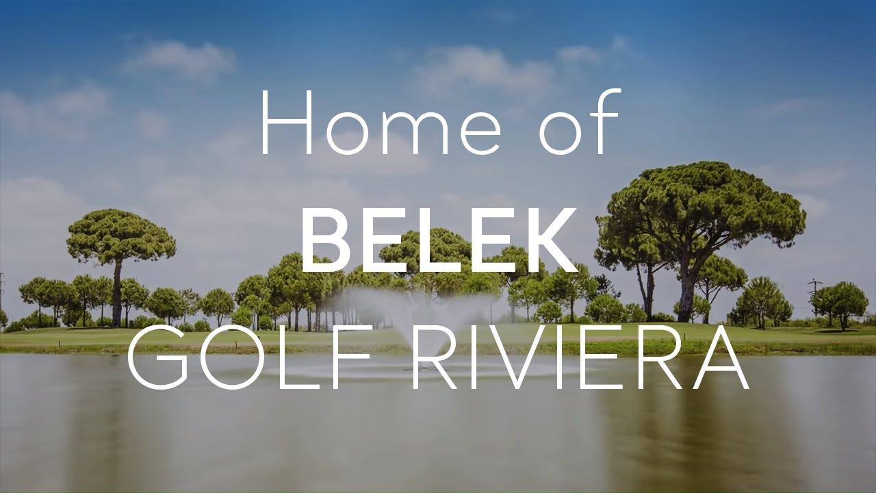 Go Turkey - Home of BELEK GOLF RIVIERA