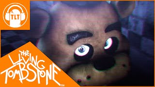 Repeat youtube video Five Nights at Freddy's 3 Song (Feat. EileMonty & Orko) - Die In A Fire (FNAF3)  - Living Tombstone