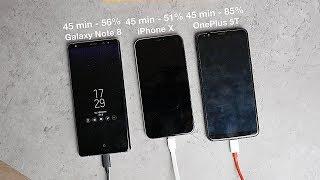 Спорим, что твой смартфон работает долго?