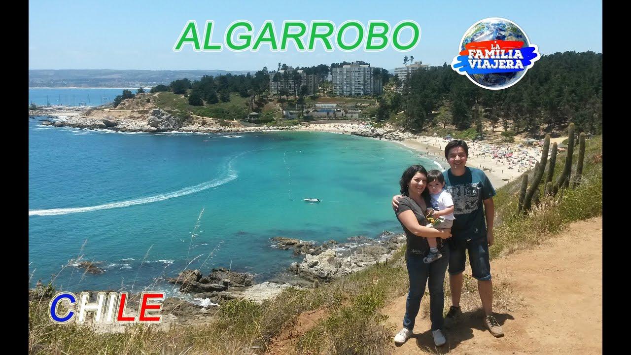 Algarrobo Chile Swimming Pool: Algarrobo - Turismo, Patrimonio Y Playas