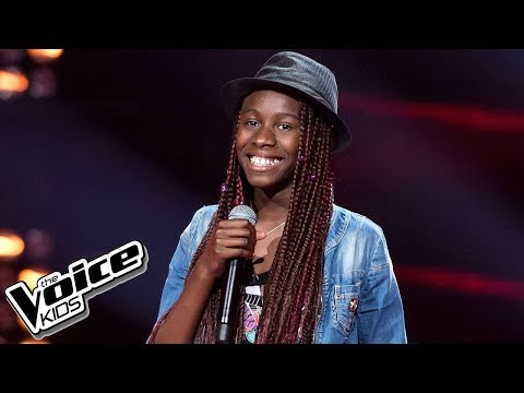 Nandi Lewandowska - 'Cool Me Down' - Przesłuchania w ciemno - The Voice Kids 2 Poland