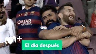 El Día Después (23/10/2017): Sonrie, Messi
