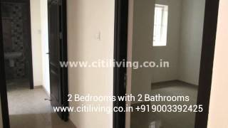 2 Bedroom(s) Apartment-Flat-for-sale in GV Residency, Coimbatore, India