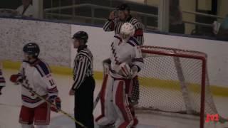 milton icehawks vs north york rangers highlights oct 7 2016