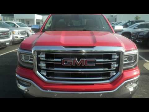 new 2017 gmc sierra 1500 conway ar little rock ar 7gt1197 youtube. Black Bedroom Furniture Sets. Home Design Ideas