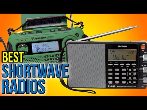 10 Best Shortwave Radios | Fall  2016