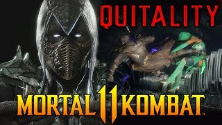 Noob Saibot Combos are CRAZY!! - Mortal Kombat 11 Noob Saibot Online Matches!