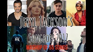 Jeryl Jackson's SongPop! 2017 (Mashup of 60+ Songs made in 2017) (Official Video)