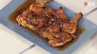 Цыпленок табака | Обед безбрачия с Ильей Лазерсоном